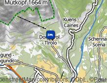 Map: Hotel Ortler