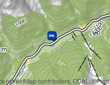 Map: Hotel Alpin Royal