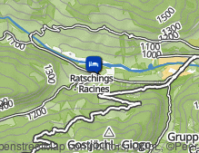 Map: Hotel Ratschingserhof