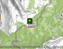 Map: Aldino village