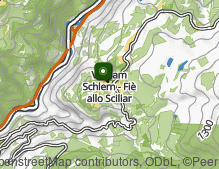 Map: Fié di Sotto
