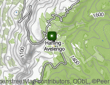 Map: Avelengo village