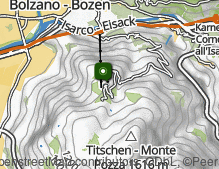 Map: Colle di Bolzano