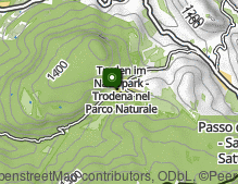 Map: Trodena paese