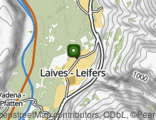 Map: City of Laives