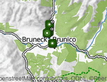Map: Brunico