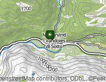 Map: Vandoies di Sotto