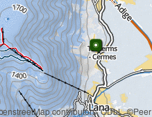 Map: Cermes