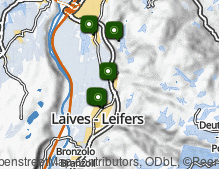 Map: Laives