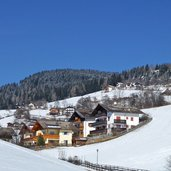 hafling dorf winter