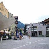 Stadtplatz in Sterzing