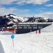 seiser alm winter panorama lift talstation