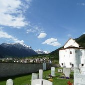 RS kloster son jon muestair muenstertal friedhof