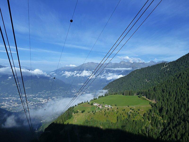 Kletterausrüstung Naturns : Gipfeltour auf den ifinger südtirol