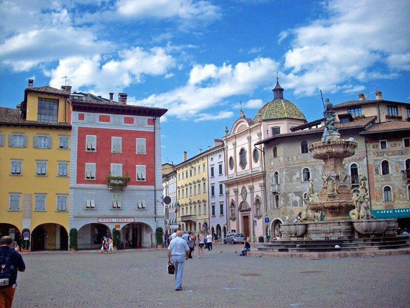 Pista ciclabile bassa atesina bolzano ora salorno for Trento e bolzano