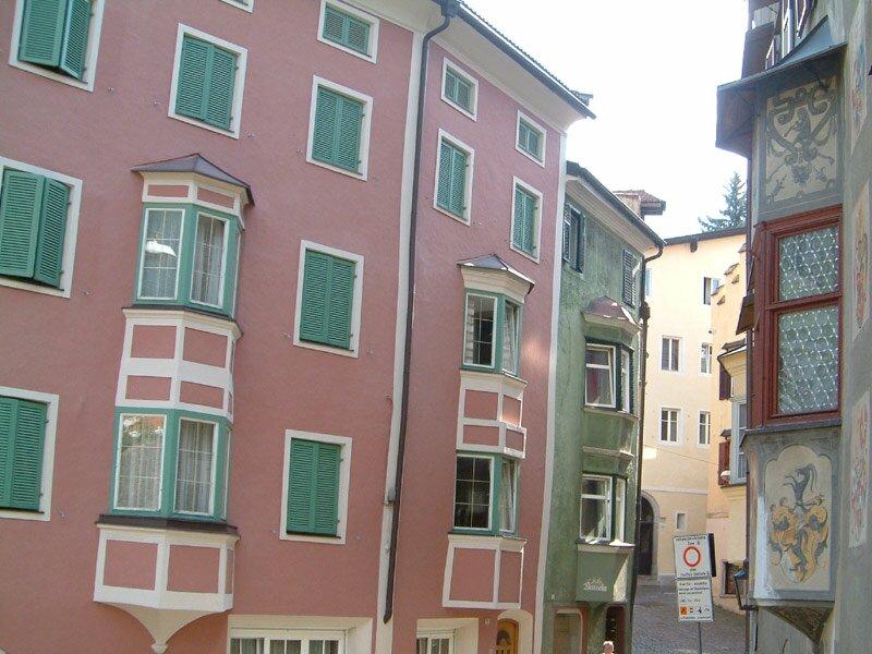 Bressanone valle isarco alto adige provincia di bolzano for Hotel a bressanone centro storico