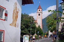 Tirolo village Hotels and apartments