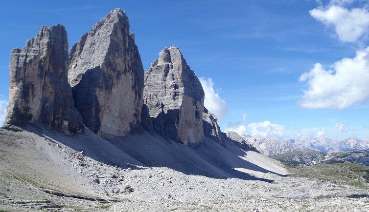 Cartina 3 Cime Di Lavaredo.Tre Cime Di Lavaredo Dolomiti Alto Adige Provincia Di Bolzano